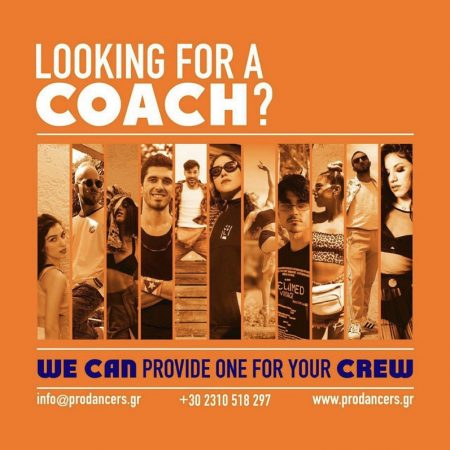 Looking for a Coach